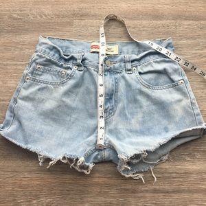 Levi's Shorts - 505 vintage Levi shorts